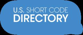 US Short Code Directory logo